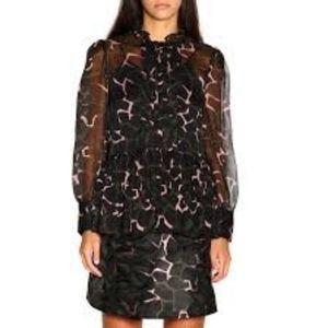 Emporio Armani blouse size 10 BNWT